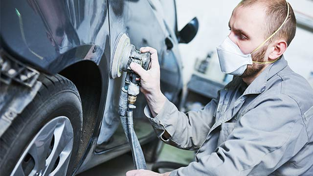 I-CAR Gold Certified Auto Body Shop